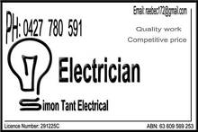 Simon Tant Electrical Pty Ltd Gulgong Mudgee Area Preview