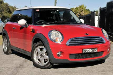 2007 Mini Cooper Hatchback Kariong Gosford Area Preview