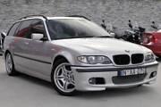 2002 BMW 320i E46 Touring 5dr Steptronic 5sp 2.2i Kariong Gosford Area Preview