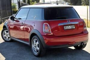 2007 Mini Cooper Hatchback