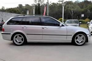2002 BMW 320i E46 Touring 5dr Steptronic 5sp 2.2i