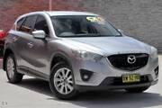 2013 Mazda CX-5 KE Series Maxx Sport Wagon 5dr SKYACTIV-Drive 6sp Kariong Gosford Area Preview