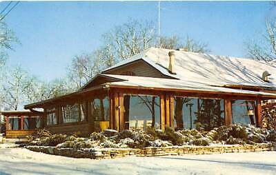 Lake Lawn Lodge Delavan Wisconsin postcard (Lake Delavan)
