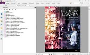 The New Lawyer 2E PDF Textbook