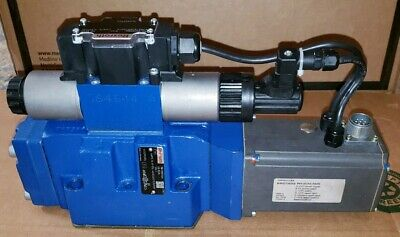 Rexroth Proportional Valve R901325866 Genuine Original