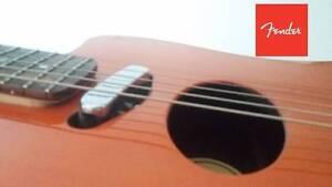 Fender JMZ Deluxe electric acoustic guitar - SUPER RARE!! St Kilda Port Phillip Preview