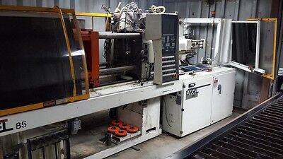 Engel Es 330 85 Ton 5 Oz Silicone Lim Lsr Injection Molding Machine Cc 90 33085