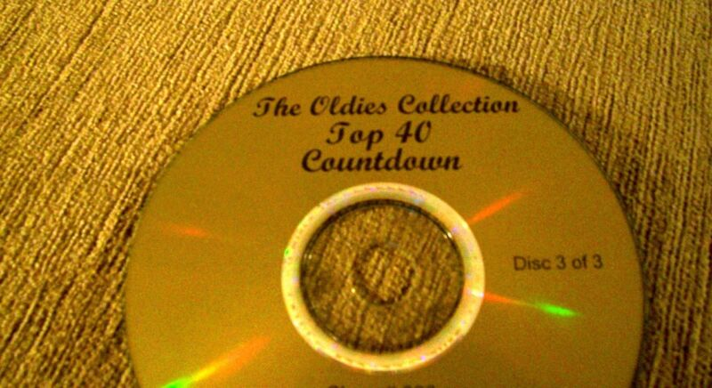 Oldies Collection Top 40 Countdown 7/5/1958 -Show # 233 - See Description