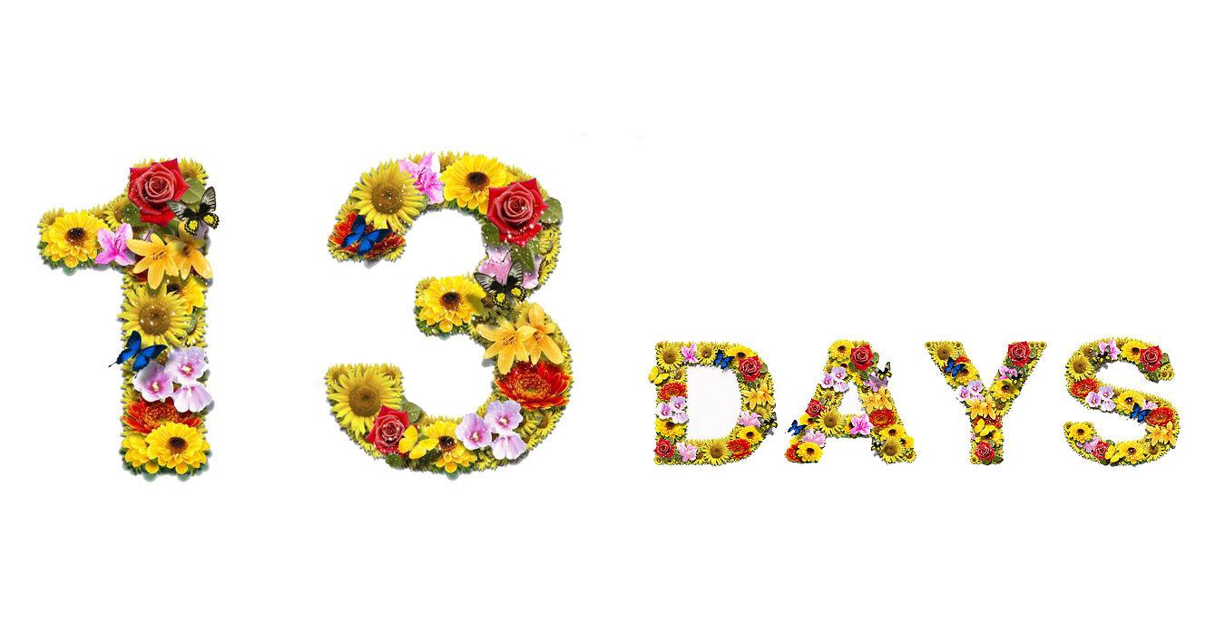 13days
