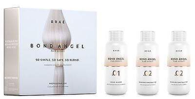 Bond Angel bond builder  KIT FOR ALL HAIR TYPES - Steps 1 & - Kit Bond