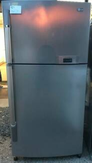 LG 563L Fridge and Freezer /3 Months warranty Y067