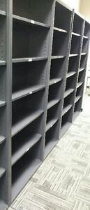 Used Lincora Metal Bookcases