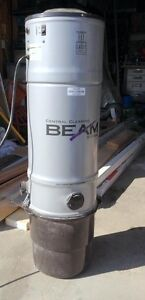 Central vac vacuum canister