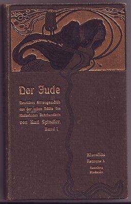 Der Jude  Karl Schindler  ca. 1900  Prochaska  Teschen