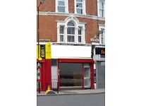 SHOP+FLATS LEASE FOR SALE IN FULHAM - LARGE OFFICE FLOOR SPACE WITH BASEMENT + 4 RESIDENTAL FLATS