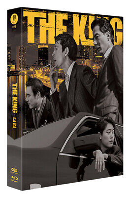 (Presale) The King - Blu-ray Full Slip Case Limited Edition (Korean) / Plain Arc