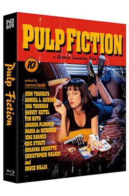 (Presale) Pulp Fiction BLU-RAY w/ Slipcover