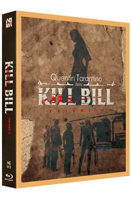 Kill Bill: Vol. 2 - Blu-ray Steelbook Full Slip B Limited Edition / damaged