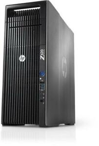HP Workstation Z620 / 32 Go / 300GO SAS / Windows 10 Pro