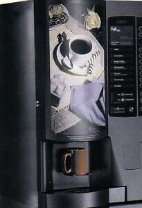 Distributrice café--- Livrée/Installée