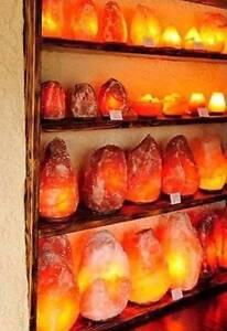 Himalayan Salt Lamps Natural Biggera Waters Gold Coast City Preview