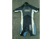 Gill shorty sailing wetsuit