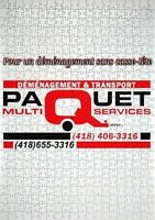 Déménagement Transport Paquet Multi-services