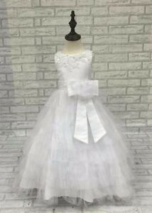 BRIDAL TIARAS, VEILS! COMMUNION & FLOWER GIRL DRESSES,