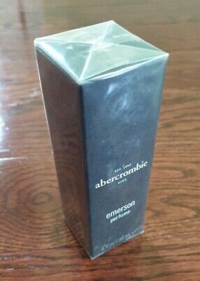 NEW Abercrombie & Fitch EMERSON Perfume 1.0 oz / 30 mL for sale  Chalfont