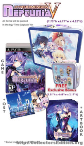 Hyperdimension Neptunia Victory Limited Edition (PS3)