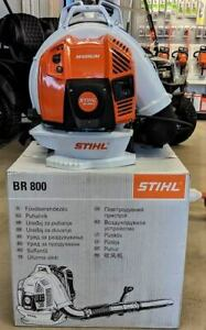 STIHL BR800 C-E AND BR800 X BACKPACK BLOWERS SALE !!!