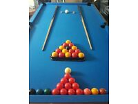pool table 6x3