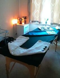 From £20 -Qualified FEMALE masseuse offers LomiLomi,Hot Oil/Stone,Bamboo,Deep t.,Swedish,Reflexology
