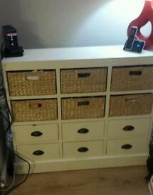 12 DRAW SIDEBOARD LIVING ROOM / DINING ROOM X2