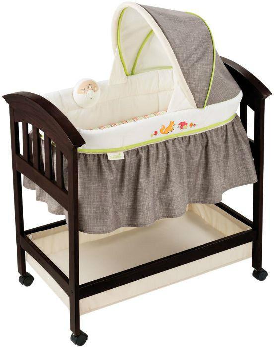 Summer Infant Classic Comfort Bassinet