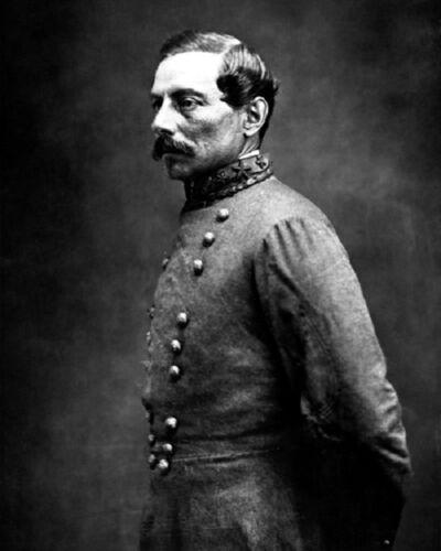 Confederate General P.G.T. Beauregard Portriat 8x10 Civil War Photo Picture 397