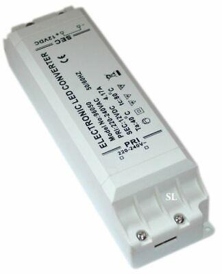 50 Vatios LED Eléctrico Transformador Snuppy 12V