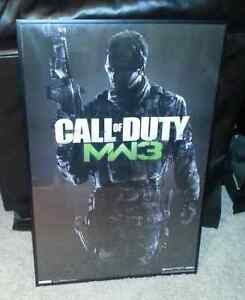 """""""Call of Duty"""" poster Cambridge Kitchener Area image 1"""