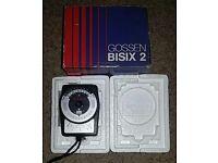 Gossen Bisix 2 light meter