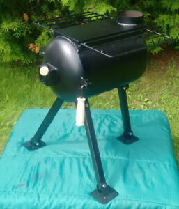 Wall Tent  / Survival Wood Stove with Folding Legs(whitehorse)