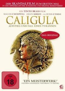 Caligula - Das Original FSK 18 DVD NEU