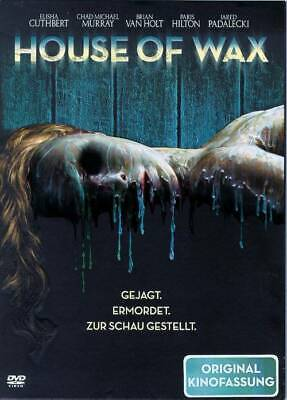 House of Wax (Original Kinofassung) [DVD] [2005] ()
