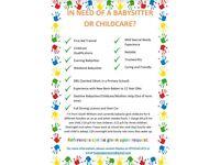 Summer childcare