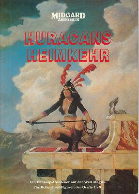 Midgard - Abenteuer - Huracans Heimkehr - 1986 - Sehr Selten