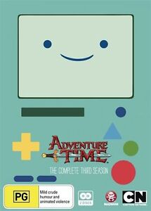 Adventure-Time-Season-3-DVD-2014-2-Disc-Set-New-R-4