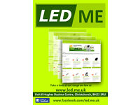 LED LIGHTS TUBES LAMPS AND MORE - HOME & COMMERCIAL - LIGHTING SOLUTIONS