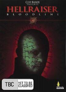 Hellraiser IV - Bloodline (DVD, 2007)