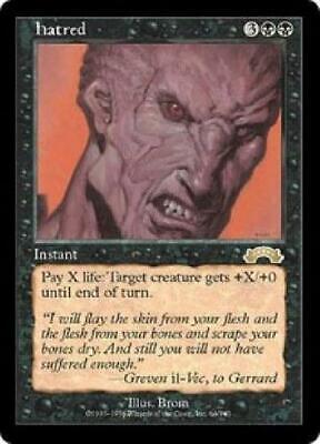 Hatred NM MTG Exodus Magic Gathering