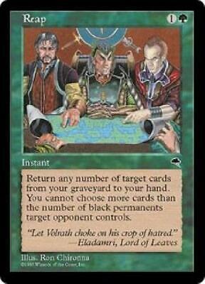 Reap NM MTG Tempest Magic 2B3