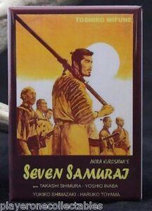 Seven Samurai Movie Poster 2